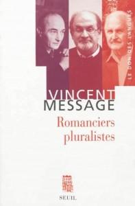 Séance du 23 avril – Rencontre avec Vincent Message